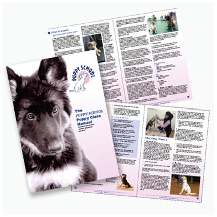 Puppy School Training Manual